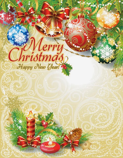 Wish You A Merry Christmas And Very Happy New Year