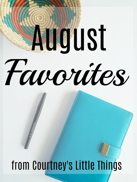 A few favorites from August 2017