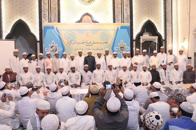 Pengurus Baru Al Hasaniyah Masa Khidmah 1440-1444 H Resmi Dilantik | lpm dalwa | dalwa