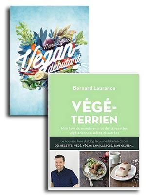 livres vegan