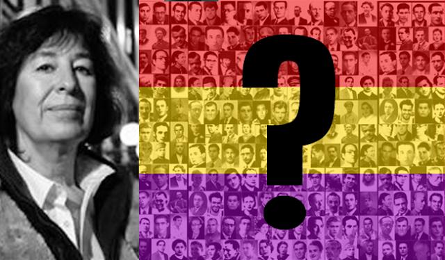 Orosia Castán: «Están dejando morir la memoria»