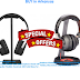 Arkansas : ❤ 14 units of Headphone Stand Headset Holder New Bee Earphone Stand with - and - Avantree Aluminum Metal Headphone Stand Hanger with Cable ✌ 2020