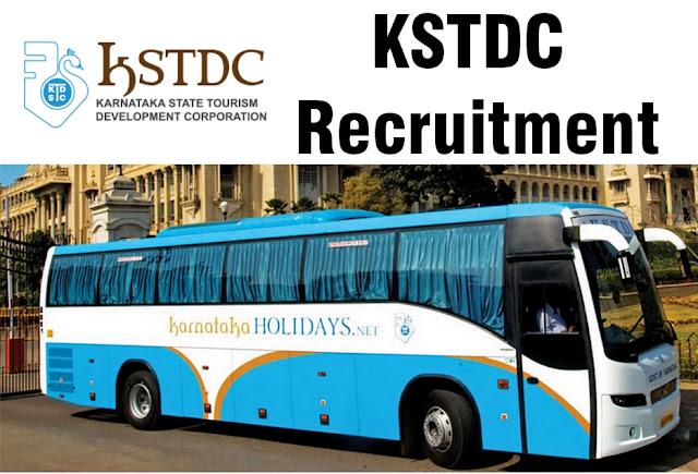 KSTDC Recruitment