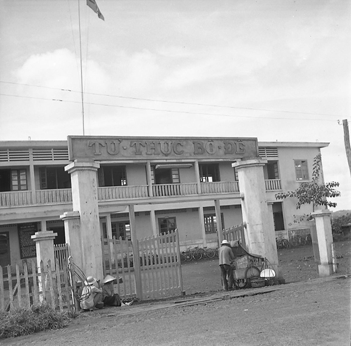 Ban Mê Thuột 1962-65 – Earl