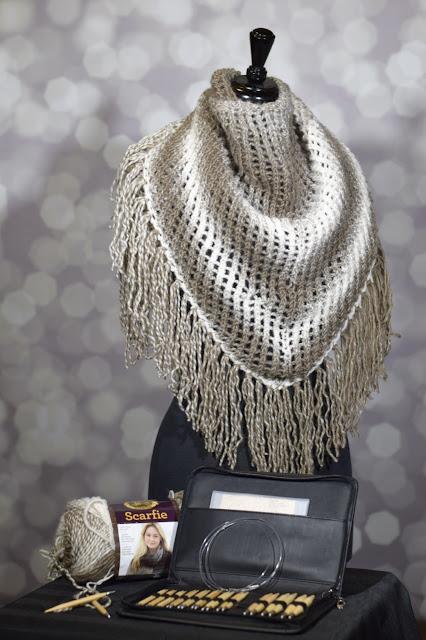 scarfie yarn free pattern