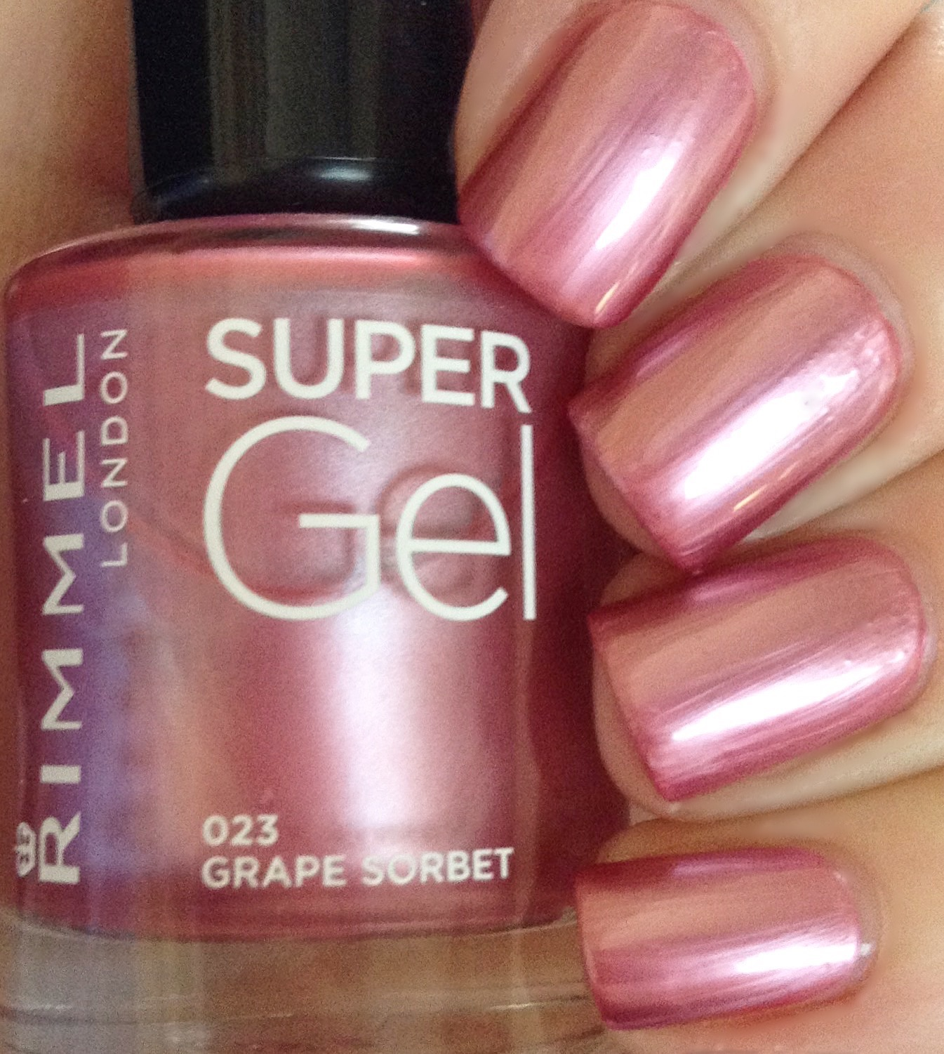 Don\'s Nail OBSESSION!: RIMMEL LONDON NEW SUPER GEL RANGE - SWATCHES ...