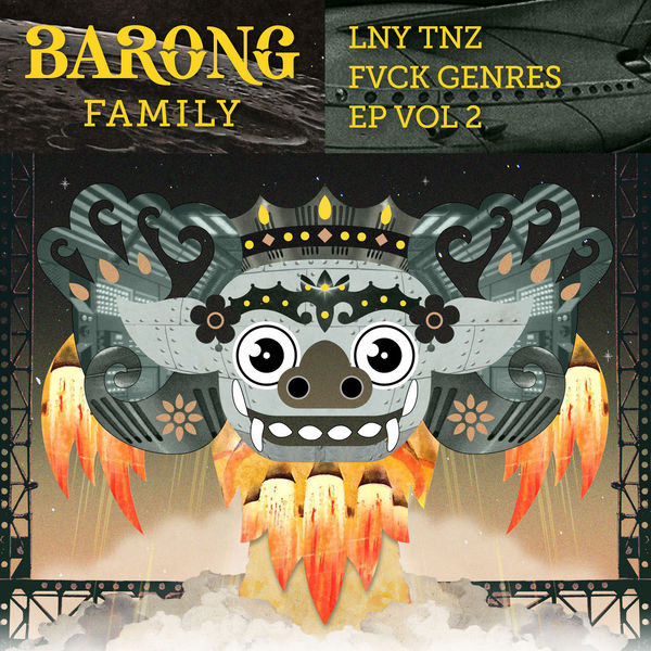 iLoveiTunesMusic.net Fvck%2BGenres%252C%2BVol.%2B2%2B-%2BEP LNY TNZ - Fvck Genres, Vol. 2 - EP Dance/Electronic EP LNY TNZ New Music