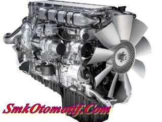 Istilah Umum Pada Dasar - Dasar Mesin ( Engine )