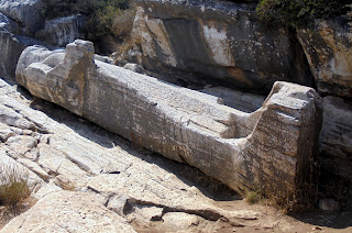 Κούρος του Απόλλωνα στη Νάξο