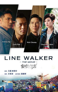 Line Walker: The Movie [2016] [DVD5] [Latino]