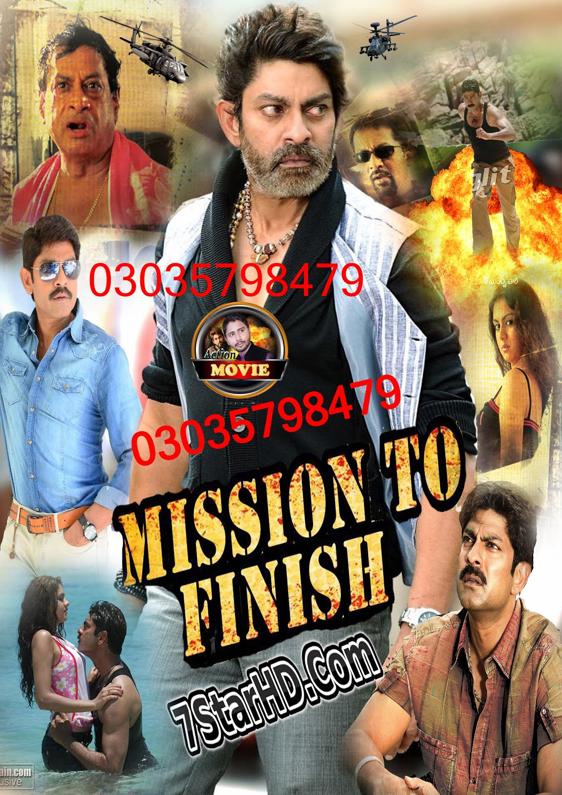 Mission To Finish Corruption (Samanyudu) 2018 Hindi Dubbed 400MB WEBRip 480p x264