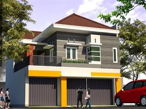 Inspirasi Desain Rumah Anda: Desain Rumah dan Toko
