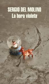 """""""La hora violeta"""", novela testimonial, literatura del dolor, duelo, enfermedad"""