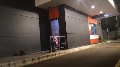 McDonald's Cibiru Bandung dalam Sketsa by Azis JS