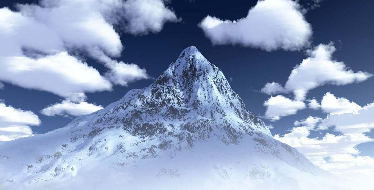 Ketinggian Puncak Everest