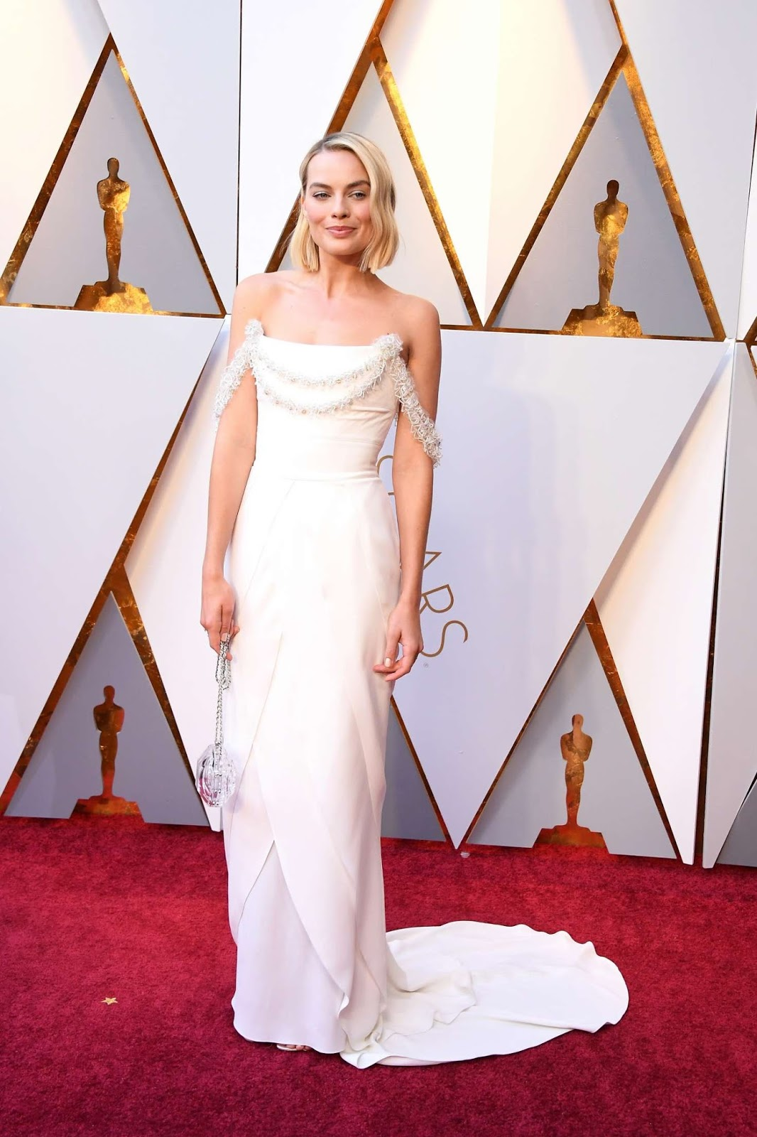 Margot Robbie – 2018 Academy Awards in Los Angeles