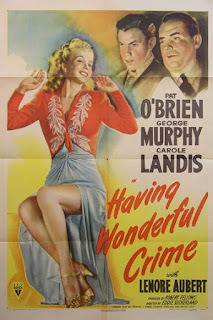 Carole Landis Having Wonderful Crime
