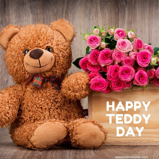 Happy Teddy Day Images, Pics & Wallpapers HD