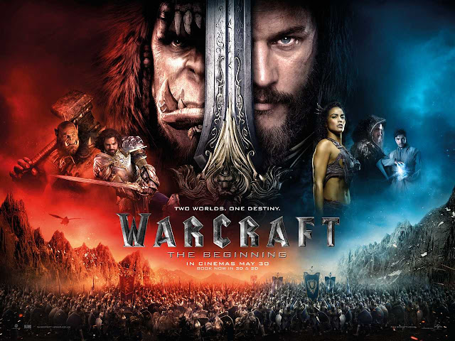 Warcraft (2016) Watch full english movie online