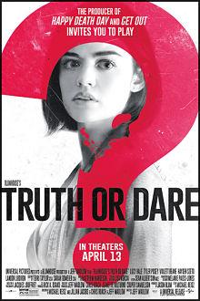 Sinopsis pemain genre Film Truth or Dare (2018)