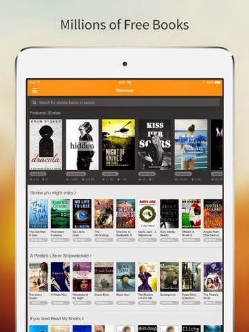 Libri Gratuiti - Wattpad eBook Reader