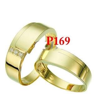 Cincin emas perak
