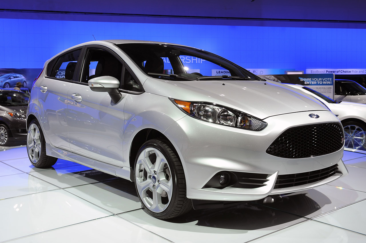 ford picks fiesta st transit connect as this year 39 s sema darlings. Black Bedroom Furniture Sets. Home Design Ideas