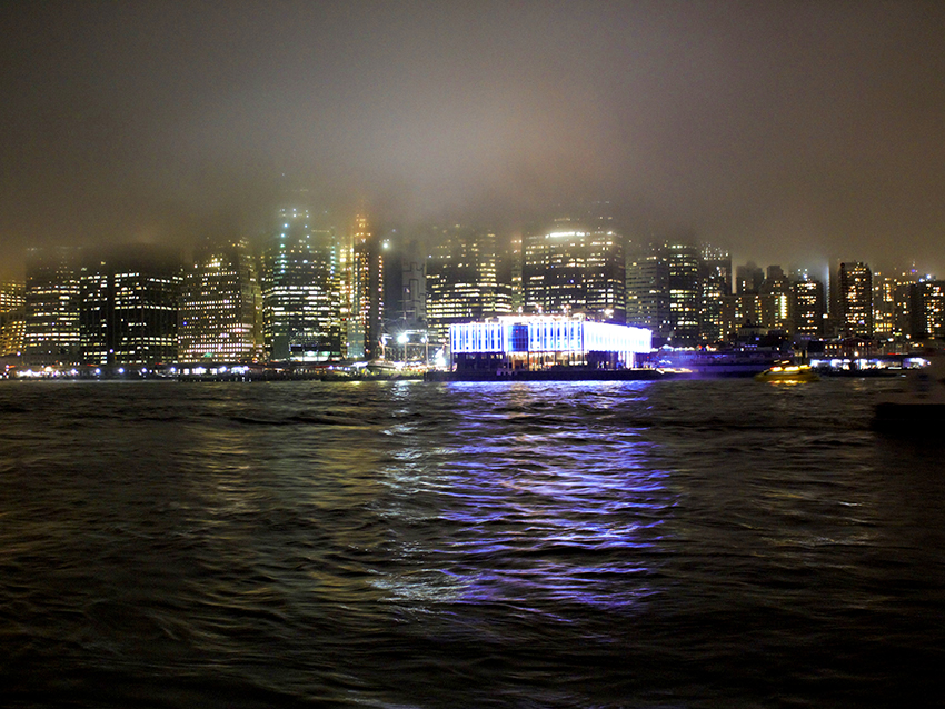 Abends in New York City