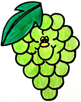 Grapes Smiley