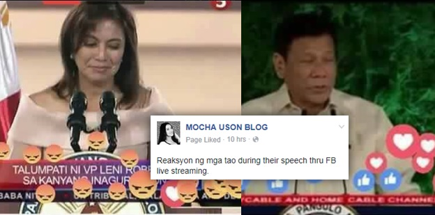Mocha Uson comes under fire after allegedly spreading hate vibes against VP Robredo