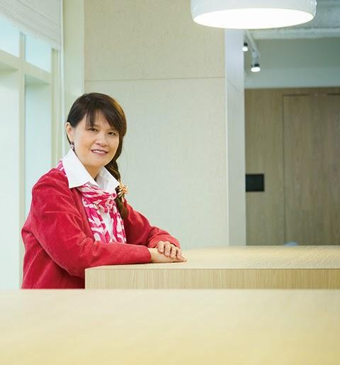 趨勢科技執行長陳怡樺:去巴西跟中國人打,我們有機會