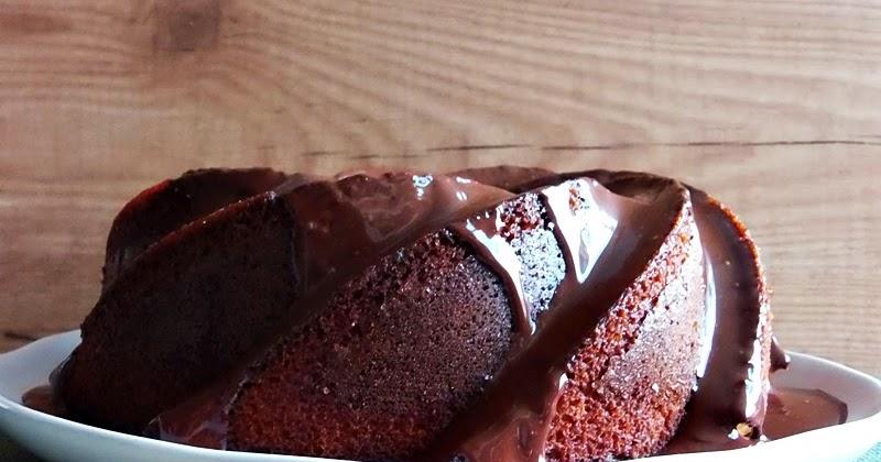Irish Chocolate Bundt Cake