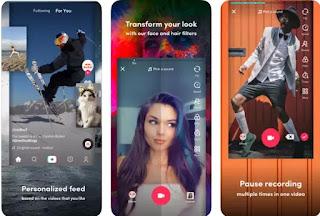 app come tiktok