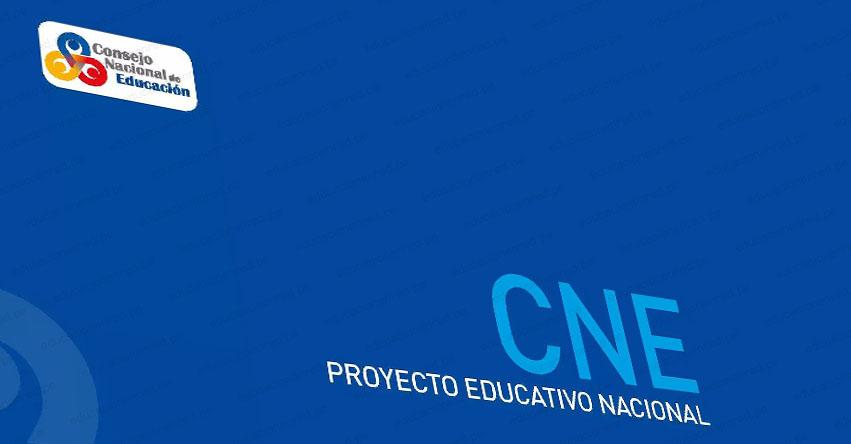 CNE: El Consejo Nacional de Educación convoca a todas las regiones para dialogar sobre nuevo PEN al 2036 - www.cne.gob.pe
