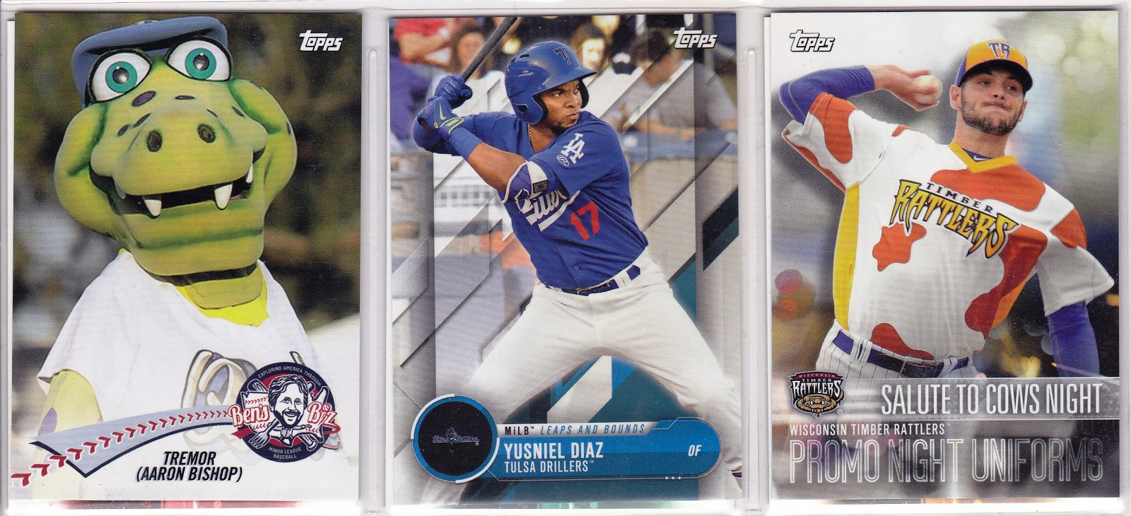 2018 Topps Pro Debut Baseball Review A Set Right On Time For