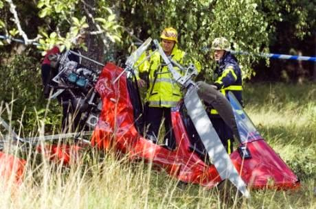 GyroAccidents: Gyrocopter Accidents