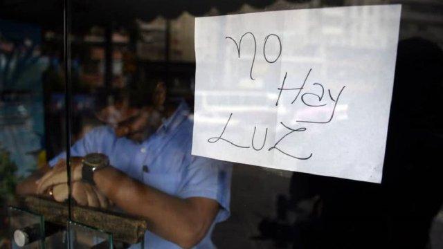 Registran apagón en Caracas y varios estados de Venezuela este #29Ago