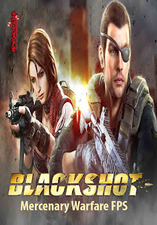 BlackShot Mercenary Warfare FPS Free Download