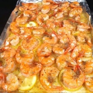 Easy Simple Italian Shrimp Recipe