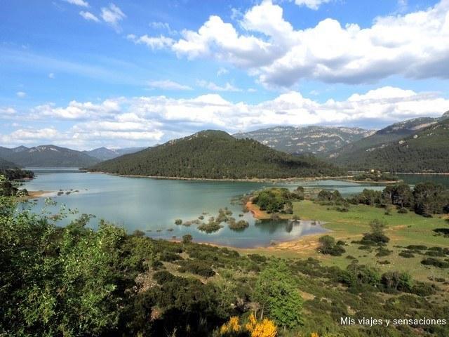 Mirador de Félix Rodriguez de la Fuente, Parque Natural de la Sierra de Cazorla, Andalucía