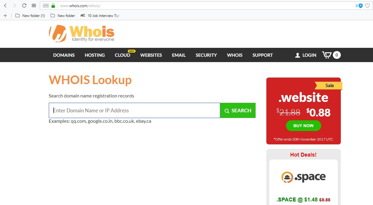 Website Owner Lookup >> Search Website Owner Name Contact Details Reg Date Exp Date