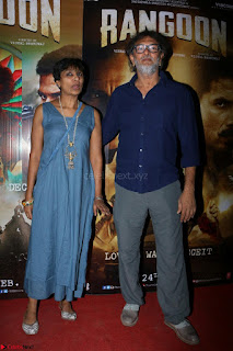 Bollywood Celebrities at Rangoon Movie Special Screening Feb 2017 16.JPG