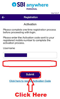 how to register in sbi anywhere