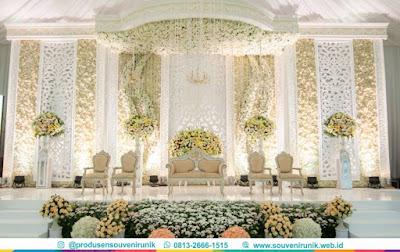 dekorasi manten