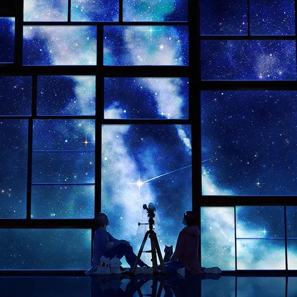 Stars Wallpaper Engine