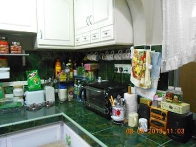 Hiasan Dapur Rumah Kampung Dalaman Untuk