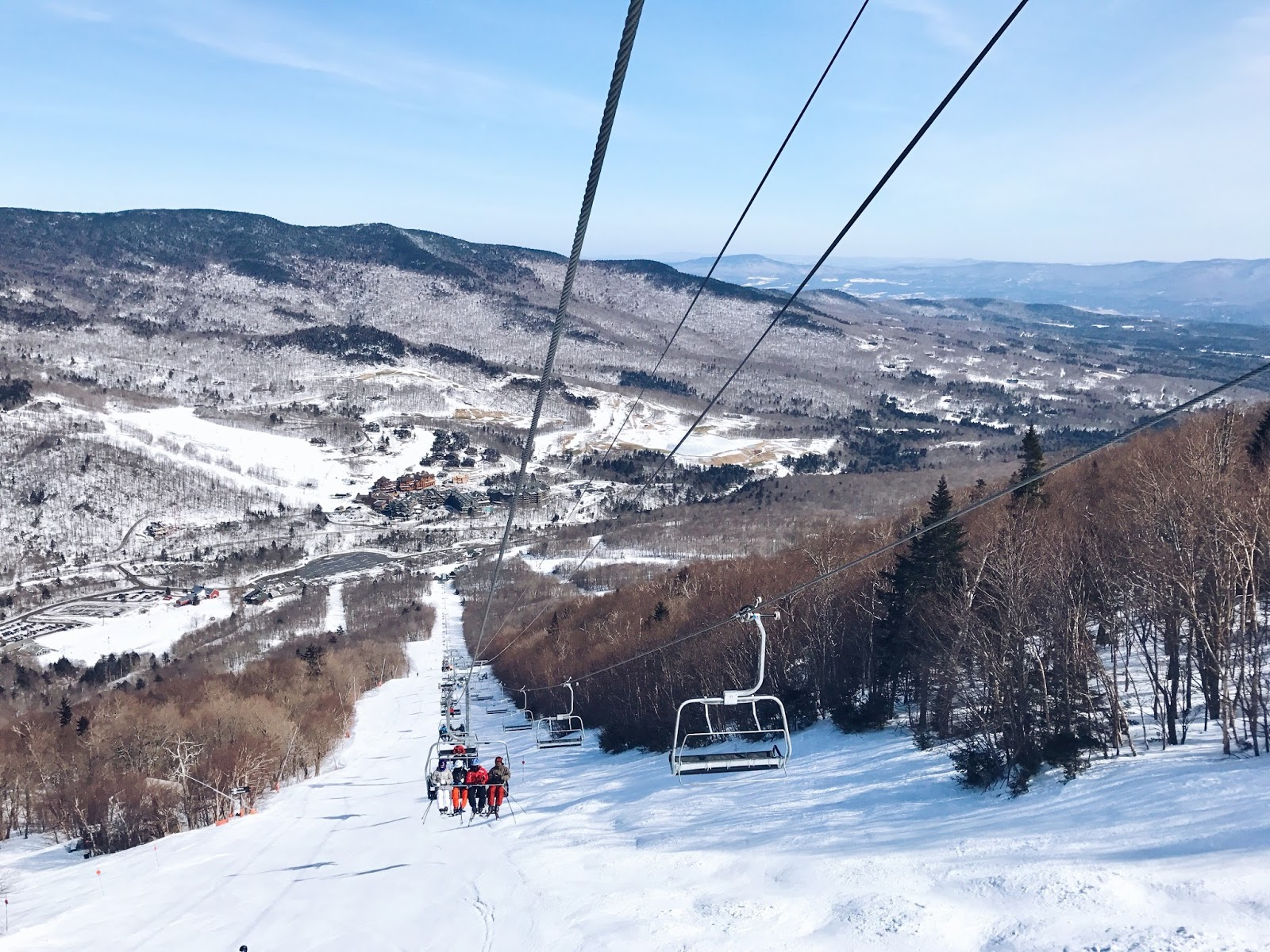 a guide to skiing in stowe, vermont | whiskers & lions