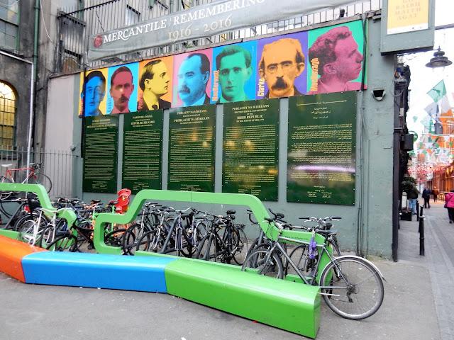 Grafton Street, Dublin, Irlanda