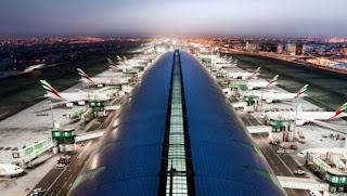 Bandara Dubai Tetap Beroperasi Setelah Serangan Teroris Syiah Houthi