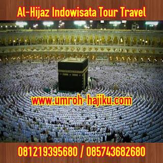 Paket Umroh Ramadhan 2016 Alhijaz Indowisata Tour Travel